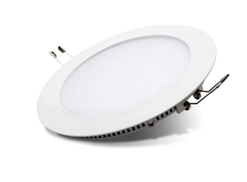 Светильник LED 12W круг встроенный