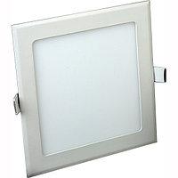 Светильник LED 18W квадрат встроенный