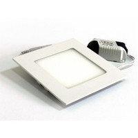 Светильник LED 6W квадрат встроенный