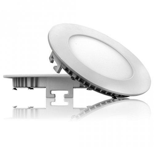 Светильник LED 6W круг встроенный