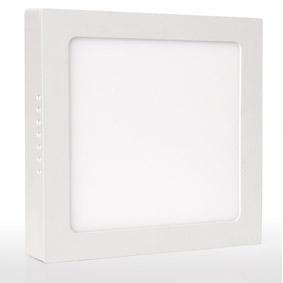 Светильник LED 12W квадрат накладной