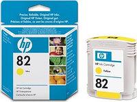 Картридж HP Europe/C4913A/Чернильный/желтый/№82/69 мл