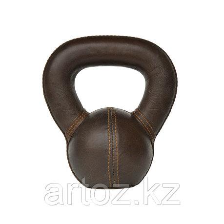 Гиря, кожаная малая  Sporting Kettlebell Small, фото 2