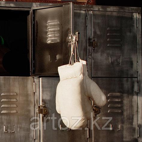 Кожаные боксёрские перчатки, Винтатд Бьянко  Boxing Gloves Pair, Vintage Bianco, фото 2