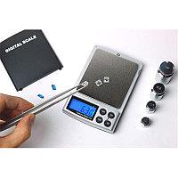Ювелирные (аптечные) электронные весы повышенной точности 0,01 - 500 г., фото 1