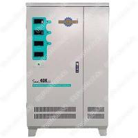 Стабилизатор напряжения трехфазный 40кВА (32кВт)