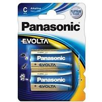Panasonic Evolta LR14EGE/2BP тип C