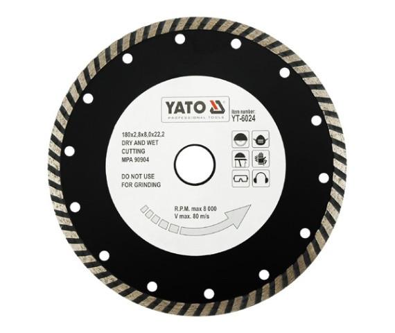 Отрезной алмазный диск