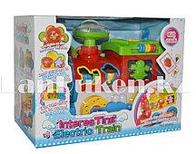 Развивающая игрушка Паровозик 8688J