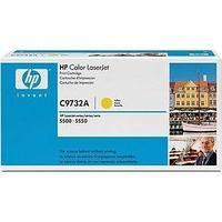 Картридж HP Europe/C9732A/Лазерный/желтый