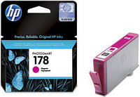 Картридж HP Europe/CB319HE/Чернил/№178/пурпурный/4мл