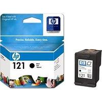 Картридж HP Europe/CC640HE/Чернильный/№121/черный/11 мл