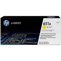 Картридж HP Europe/CE342A/Лазерный/желтый