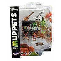 Diamond Select The Muppets: Kermit, Bean & Robin, Маппет Шоу: Кермит, Бин и Робин