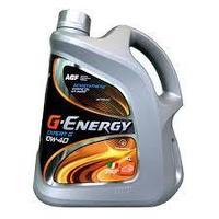 Моторное масло G-Energy EXPERT G 10w40 4 литра