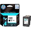 Картридж HP Europe/CH561HE/Чернильный/№122/черный