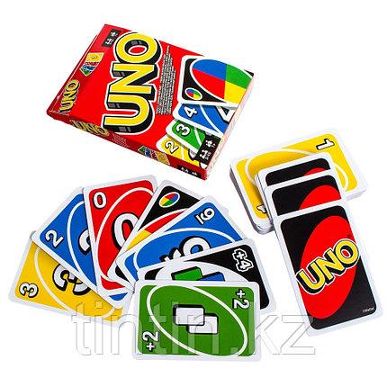 Настольная игра UNO, фото 2