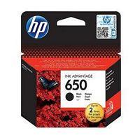 Картридж HP Europe/CZ101AE/Чернильный/№650/черный