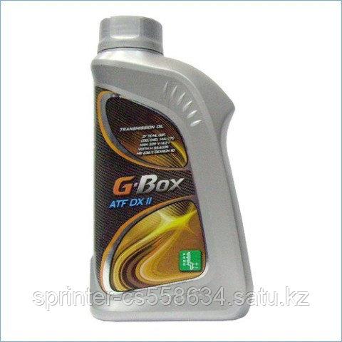 Трансмиссионное масло G-Energy ATF D II 1 литр