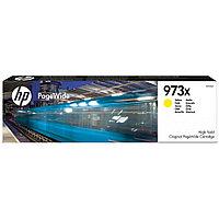 Картридж HP Europe/F6T83AE/Ink/№973/yellow/8,02 ml