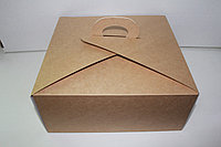 Упаковка для тортов 30x30x13/27×27×15