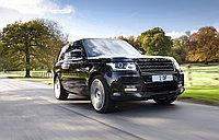 Оригинальный обвес Overfinch на Range Rover Vogue