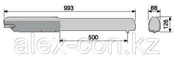 Приводы CAME  ATI 5000 KLEAD  для распашных ворот, фото 2