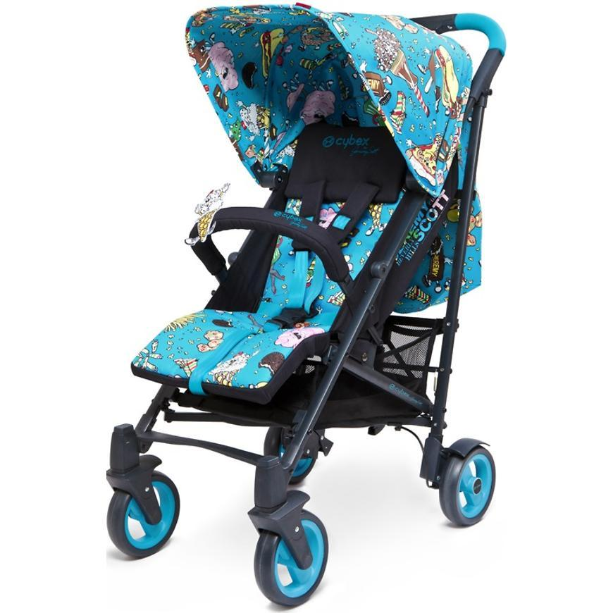 Коляска Cybex Callisto Jeremy Scott Multicolour
