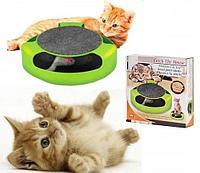 Игрушка интерактивная для кошек Catch The Mouse