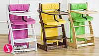Мягкое основание зеленое для растущего стула Усура, фото 5