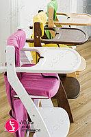 Мягкое основание розовое для растущего стула Усура, фото 9