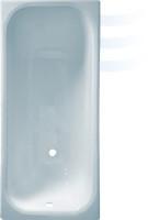 Чугунная ванна Каприз 120 см