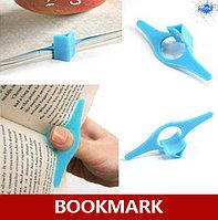 Многофункциональный большой палец для книги поддержка