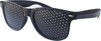 Перфорационные очки с дырочками