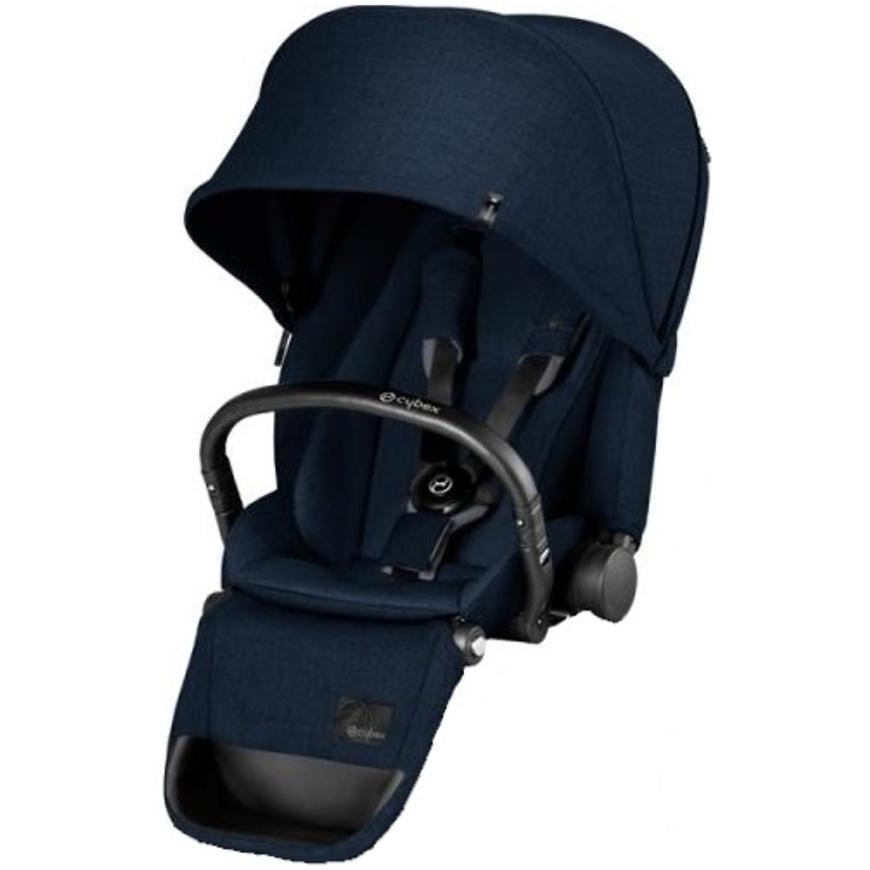 Сиденье LUX для коляски Cybex Priam Midnight Blue