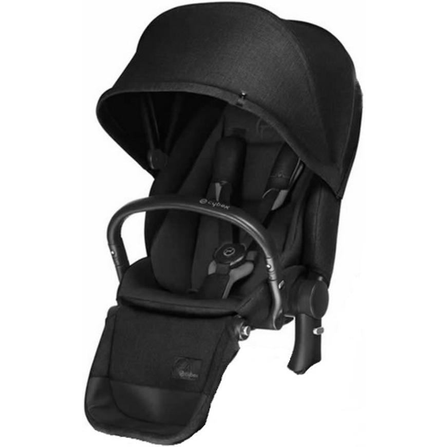 Сиденье LUX для коляски Cybex Priam Stardust Black