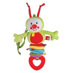 Игрушка-погремушка Happy Baby CHATTY CATERPILLAR
