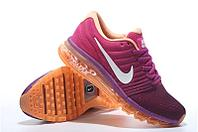 "Кроссовки Nike Air Max 2017 ""Purple Orange"" (36-40), фото 2"
