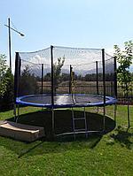 Батут Get Jump FITNESS 305 см с сеткой, фото 1
