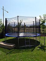 Батут Get Jump FITNESS 305 см с сеткой