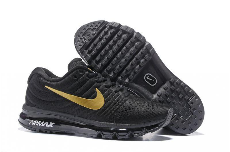 "Кроссовки Nike Air Max 2017 ""Black Gold"" (36-45)"