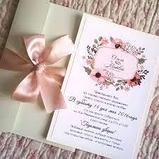 Под заказ Пригласительные +на свадьбу, фото 5