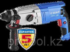 Перфоратор SDS-plus, ЗУБР Профессионал ЗП-32-1100 К, реверс, горизонтальный, металлич редуктор, 3.4 Дж, 0-920