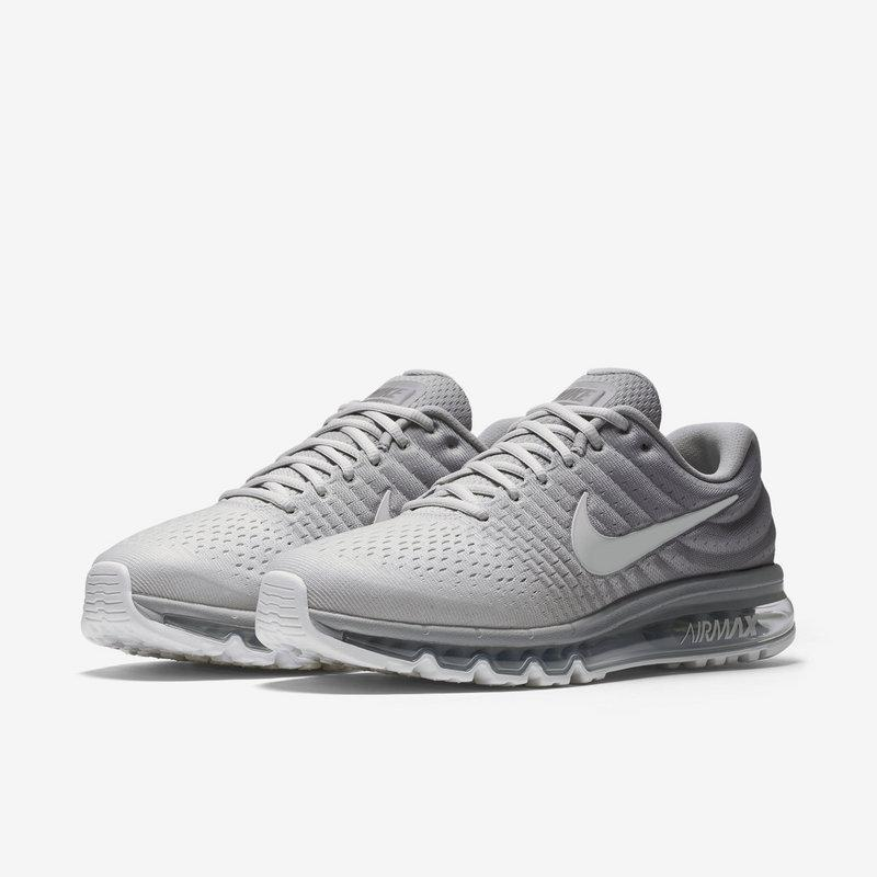 "Кроссовки Nike Air Max 2017 ""Silver Summit White"" (40-45)"