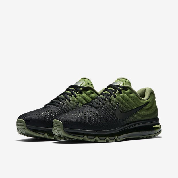"Кроссовки Nikе Air Max 2017 ""Palm Green Black"" (40-45)"
