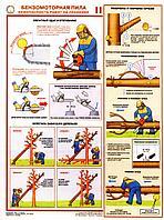 """Плакат """"Техника безопасности при работе с древесиной"""", фото 1"""