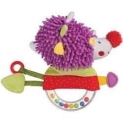 Погремушка-пищалка Happy Baby Funny Hedgehog