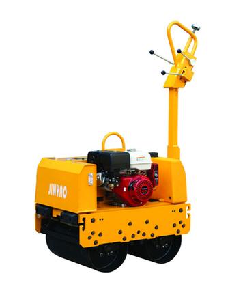 Виброкаток JY- 800 (Kama) дизельный двигатель , фото 2