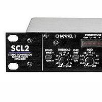 Двухканальный компрессор-лимитер ART SCL-2