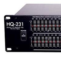 Двухканальный графический эквалайзер ART HQ-231